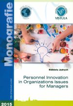 PERSONNEL INNOVATION IN ORGANIZATIONS ISSUES FOR MANAGERS